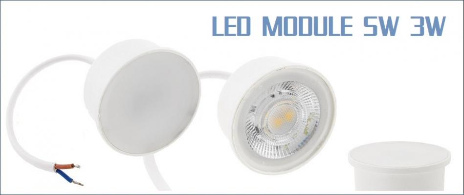 LED Module 3W und 5W