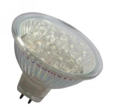 18 LED Strahler MR16 RGB 12V