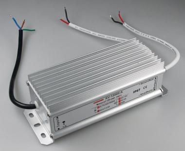 elektronischer LED-Trafo IP67, 1-60 Watt