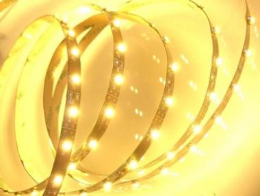 LED Stripes Warmweiß SMD NOIP - Meterware dimmbar