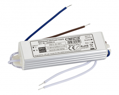 LED Trafo 10 Watt 0,83A 10W Wasserdicht IP66