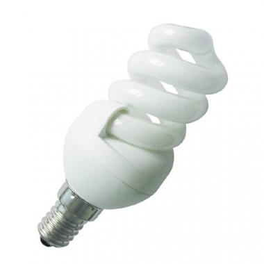 E14 Energiesparlampe 5W Kaltweiß Energiesparbirne 275 Lumen