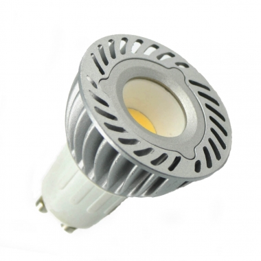 1 x 4 Watt GU10 Power LED Strahler Spot kaltweiß 4W 300 Lumen
