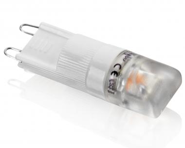 G9 Stiftsockel Power SMD LED 230V 130 Lumen kaltweiß