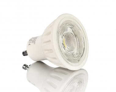 Luminea led lampen gu led spotlight glasgehäuse gu