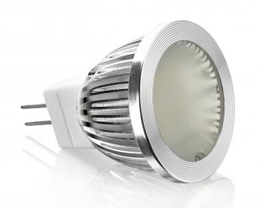 MR11 Power LED 6 SMD Warmweiß 12V AC/DC 160 Lumen