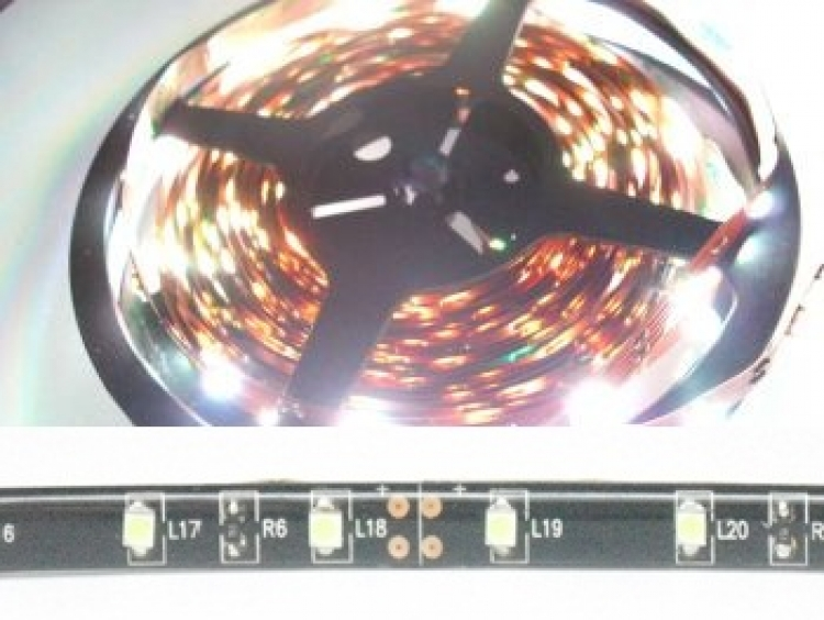led stripes wei smd ip65 meterware dimmbar unitedlight led shop f r leuchtmittel und led. Black Bedroom Furniture Sets. Home Design Ideas