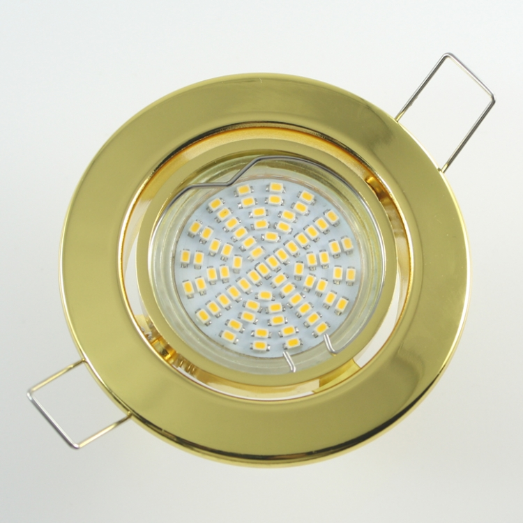 einbaustrahler set 70 smd gu10 einbaurahmen e4405 3 unitedlight led shop f r leuchtmittel. Black Bedroom Furniture Sets. Home Design Ideas