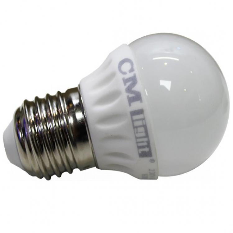 led kugelbirne 4w e27 warmwei 320 lumen wie 35w halogen ebay. Black Bedroom Furniture Sets. Home Design Ideas