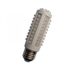 66 LED Kerze JDR E27 kaltweiß 350 Lumen