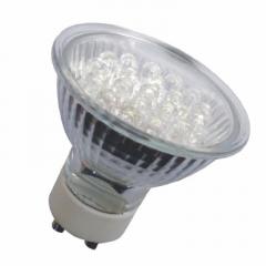 18 LED Strahler GU10 RGB 230V