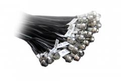 10 Stück LED Sternenhimmel Weiß 12V