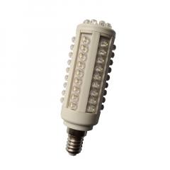 66 LED Kerze JDR E14 warmweiß 330 Lumen