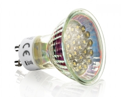 20 LED Strahler GU10 Warmweiß 230V