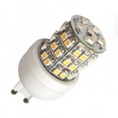 48 SMD Strahler 230V 160 Lumen warmweiß