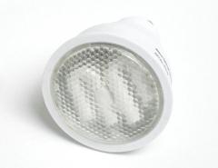 GU10 Energiesparlampe 7W 230V warmweiß 2700K Energiesparbirne