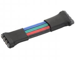 Schnellverbindungskabel für RGB LED Stripes / Bänder