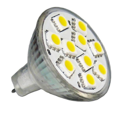 MR11 10 SMD 50/50 Warmweiß 85 Lumen
