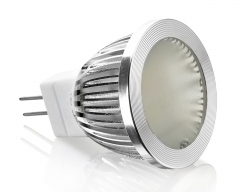 MR11 Power LED 6 SMD Warmweiß 12V AC/DC 160 Lumen