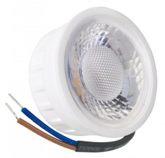 LED Modul 5W Strahler Warmweiß dimmbar 23mm flach