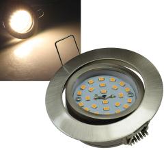 LED-Einbauleuchte Flat-32 warmweiß