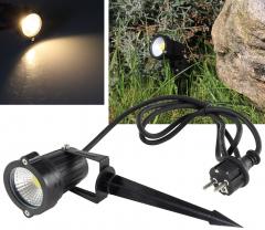 LED Gartenleuchte CT-GS5 warmweiß