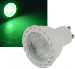 LED Strahler GU10 LDS-50 grün