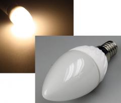 LED Kerzenlampe E14 K50 warmweiß