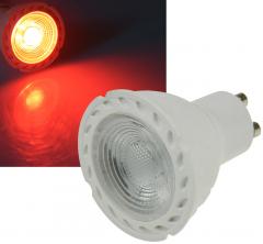 LED Strahler GU10 LDS-50 rot