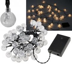 LED Batterie-Lichterkette BubbleBall