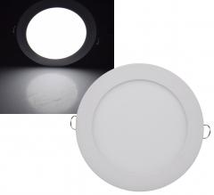 LED Licht-Panel QCP-17R, Ø 17cm