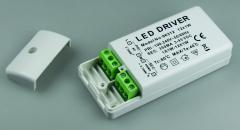 LED-Trafo KS-12E 12W, 3-45V=