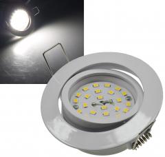 LED-Einbauleuchte Flat-32 neutralweiß