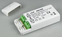 LED-Trafo CT-12E-V2, 0,5-12W eckig