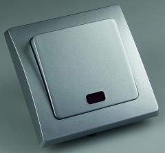 DELPHI Kontroll-Schalter mit Lämpchen