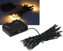 LED Batterie-Lichterkette CT-TK50 5m