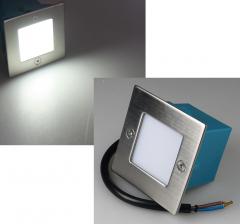 LED-Einbauleuchte Cuadrado Q9
